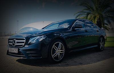 Аренда мерседес в Сочи и Адлере Mercedes e class w213