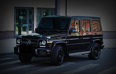 Аренда мерседес в Сочи и Адлере Mercedes G class